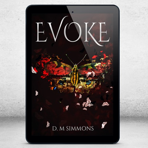 Evoke Book-Cover