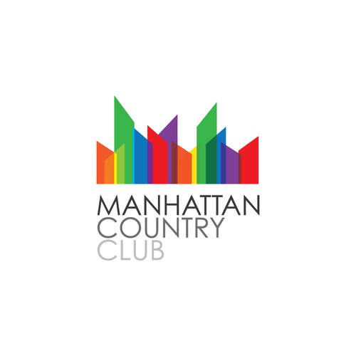 """Manhattan Country Club"" or ""manhattancc"" or ""ManhattanCC"" needs a new logo"