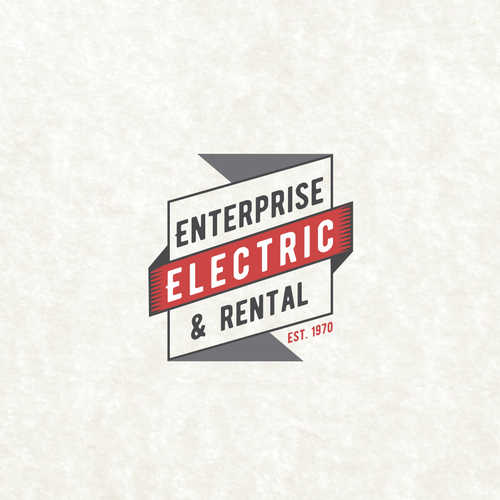 Enterprise Electric & Rental Logo