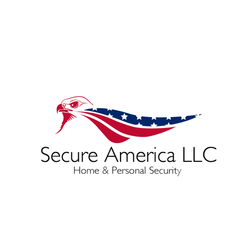 Create the next logo for Secure America LLC
