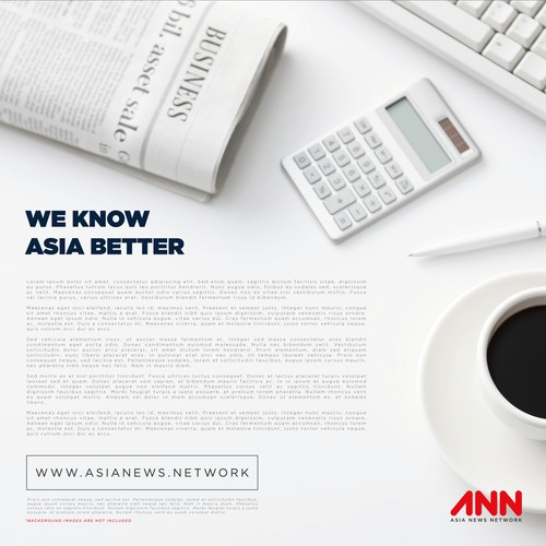 Logo Design for Asia News Network