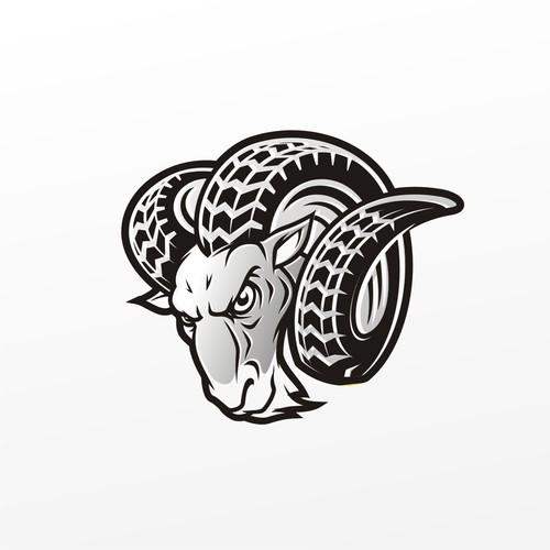 Kick Ass Logo For A Tire Store !!