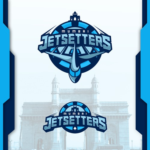 Jetsetter Esport Team Logo