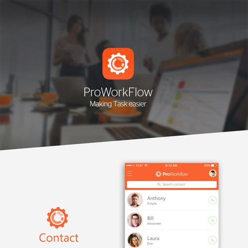 Pro WorkFlow Application