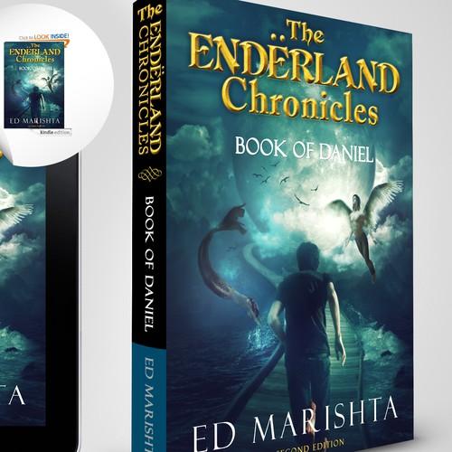 The ENDËRLAND Chronicles - Book of Daniel by Ed Marishta