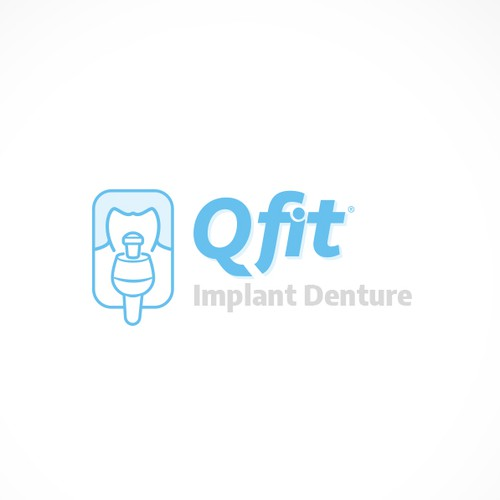 Logo for Implant Denture