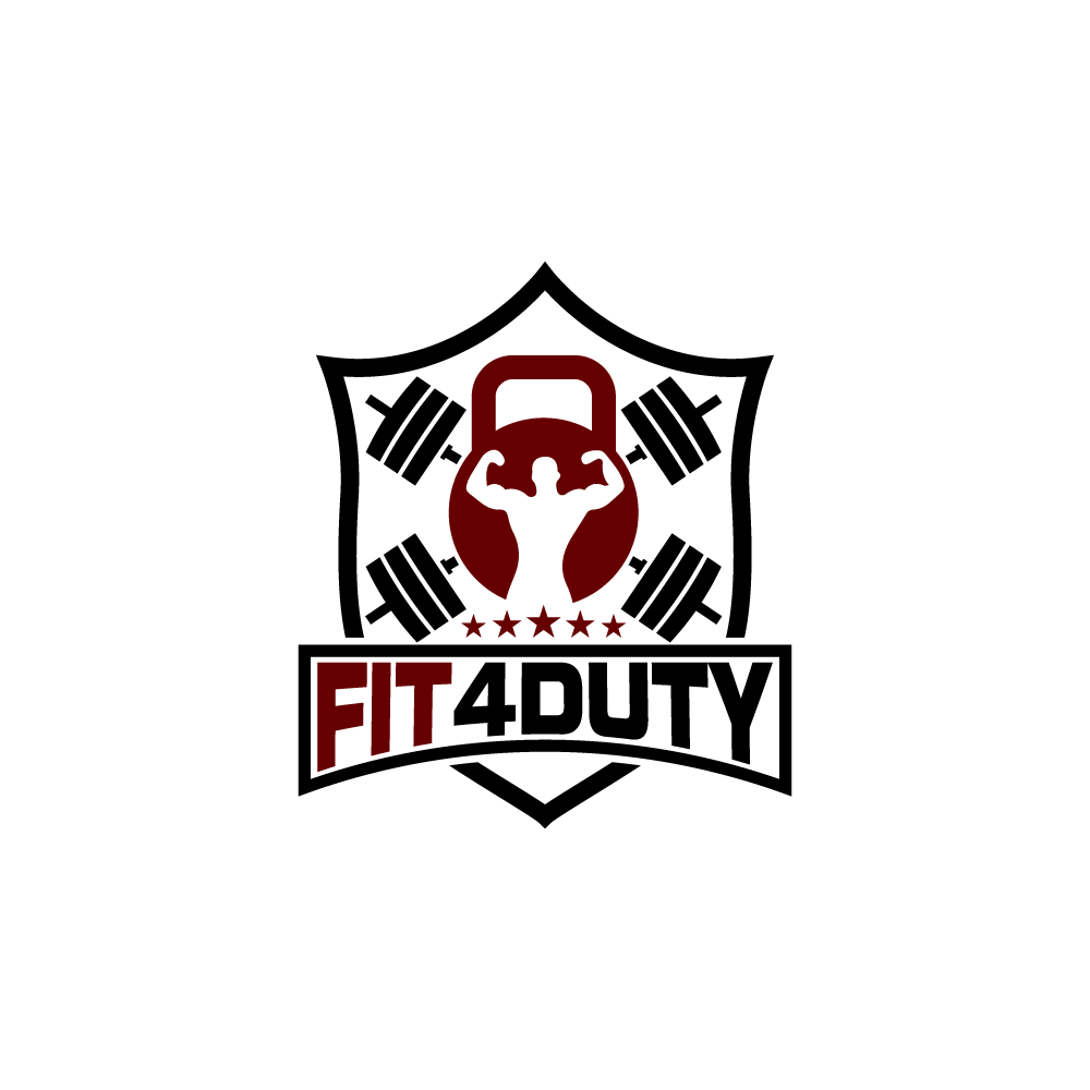Fitness/First responder  Logo Creation and social media pack. (More work after initial design.) Vector / Source file nee