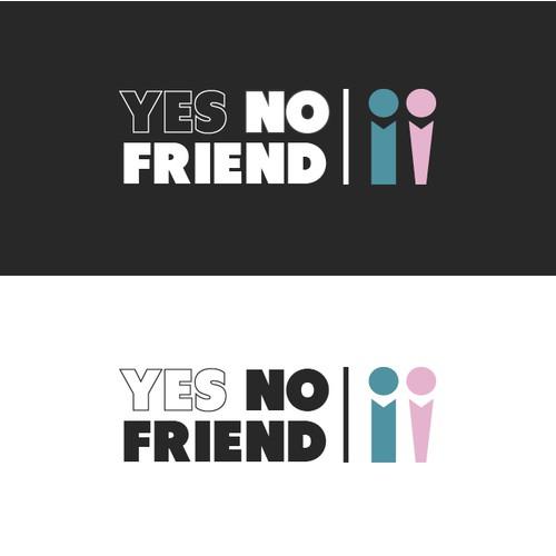 Dating app logo design