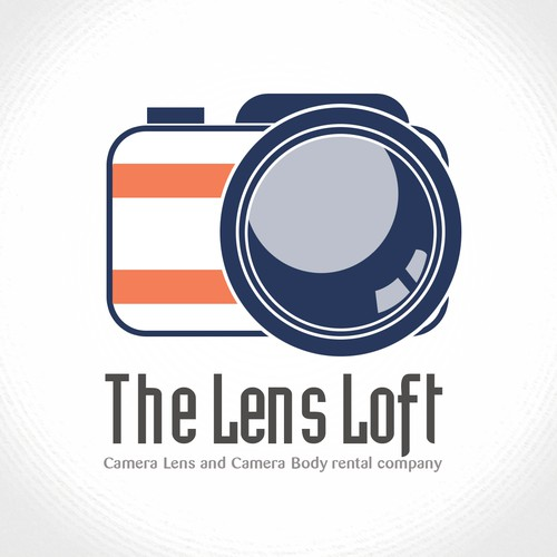 Logo Design for Lens Loft