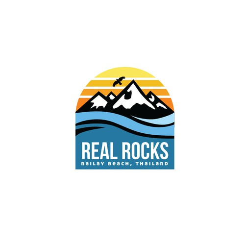 Real Rocks Logo
