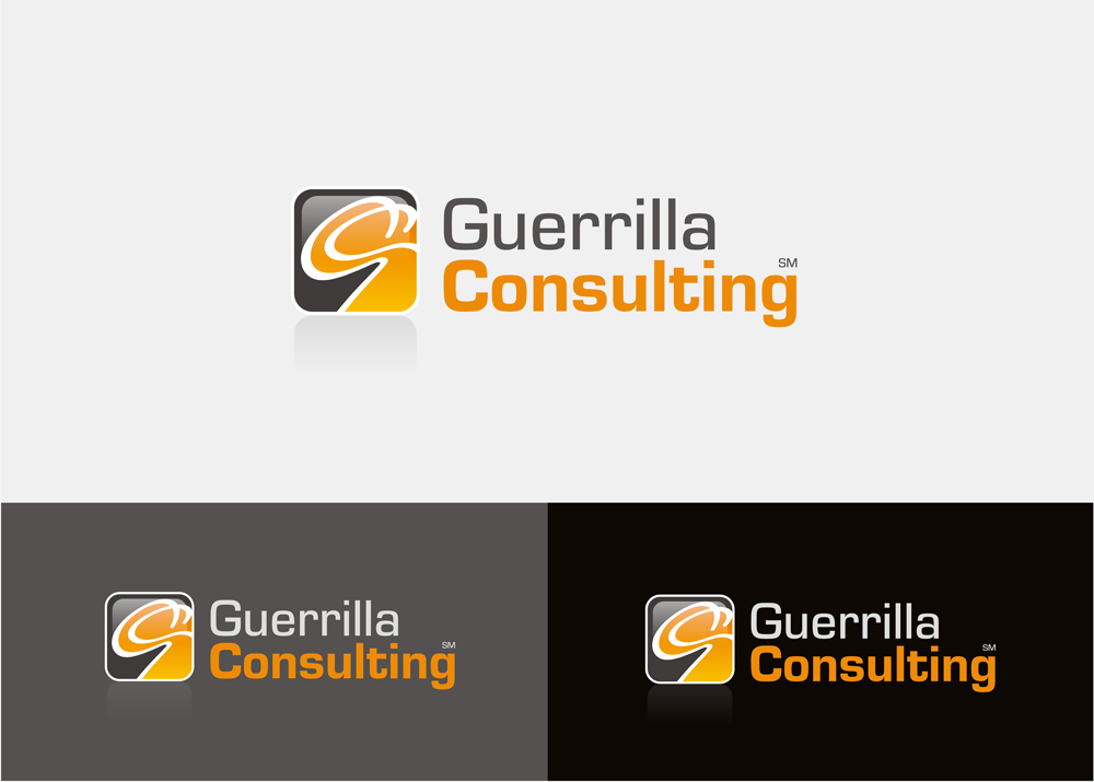 Guerrilla Consulting needs a new logo