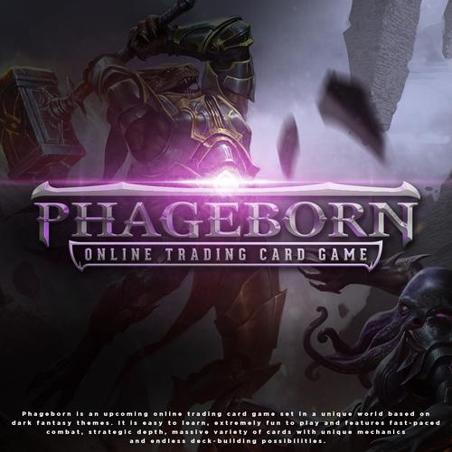 PHAGEBORN (Online Trading Card Game)