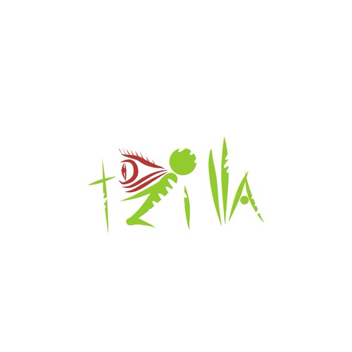 """Need Logo & Custom Font / What's """"Tzilla"""" mean to you?"""