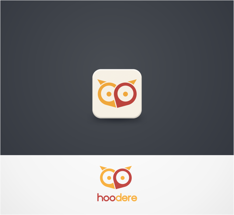 Create the next logo for Hoodere
