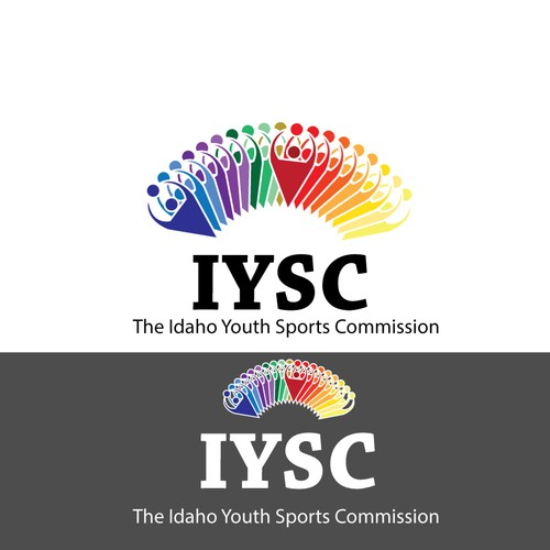Help IYSC -  The Idaho Youth Sports Commission with a new logo