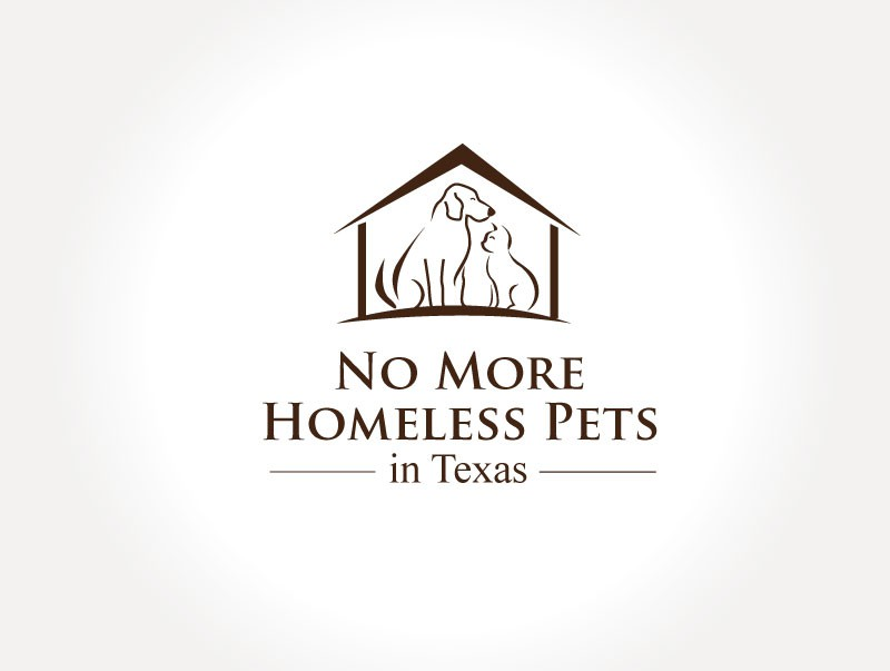 Create the next logo for No More Homeless Pets in Texas