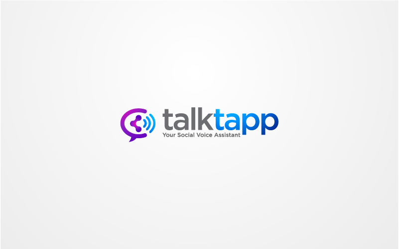 Help Very simple logo for TalkTapp App for iPhone with a new logo