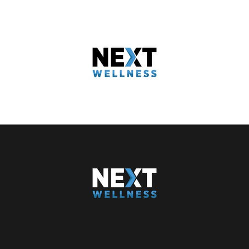 "Logo design for ""NEXT"""