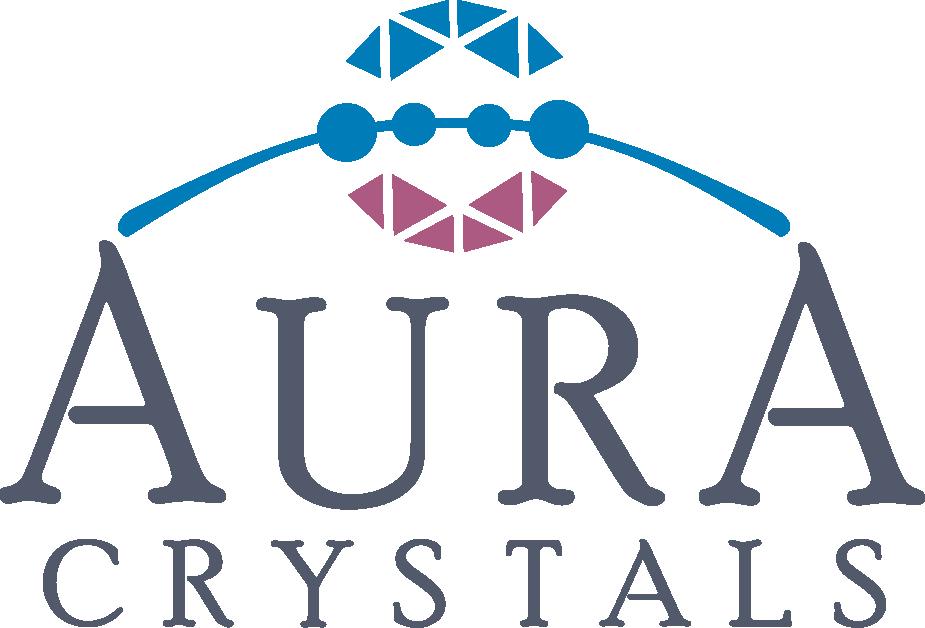 logo for Aura Crystals
