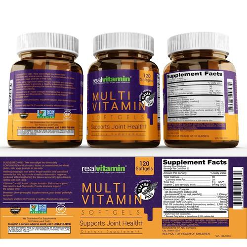 Real Vitamin