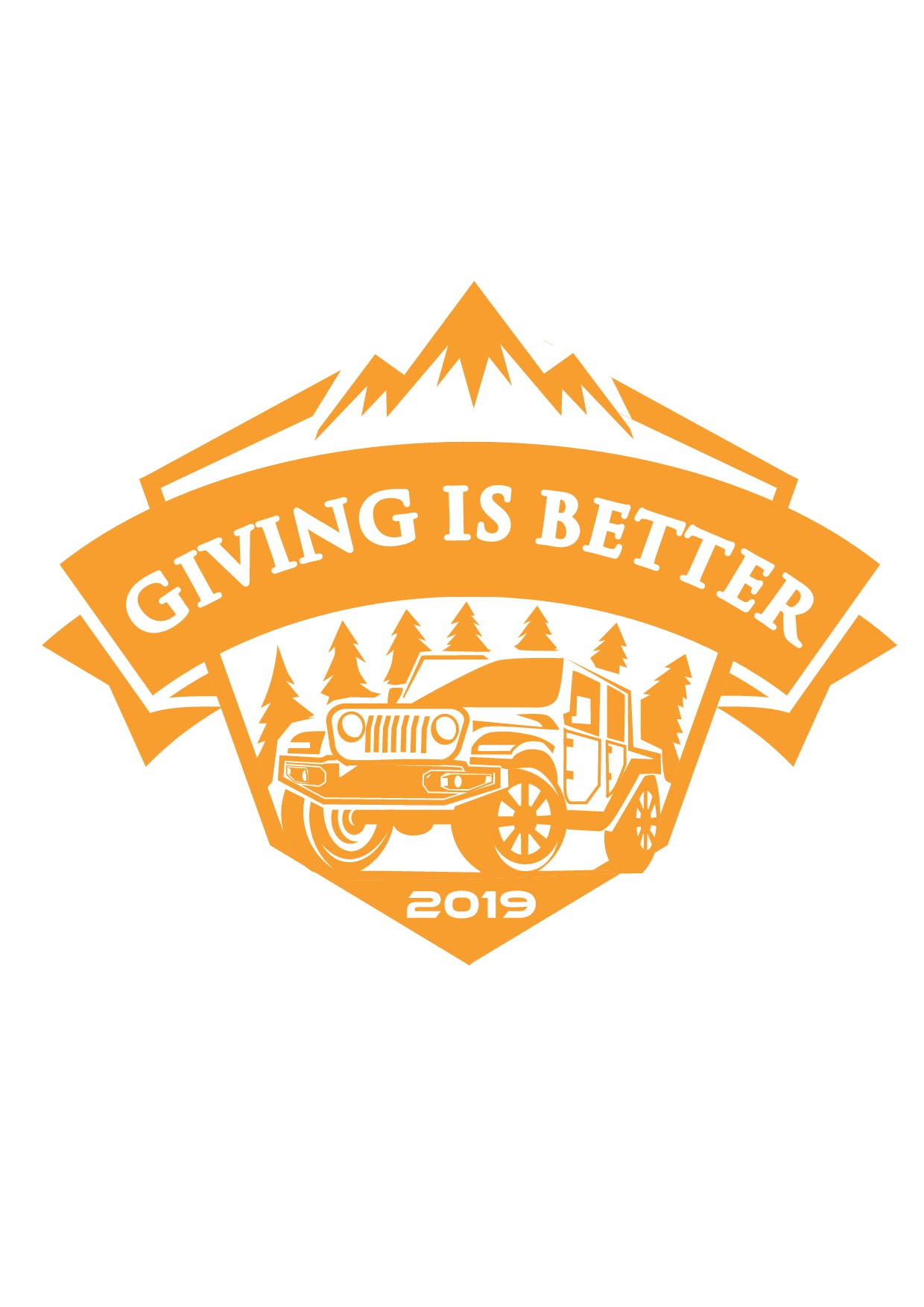 Design a logo for a bad ass charity!