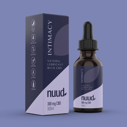 NUUD Box / Label Design