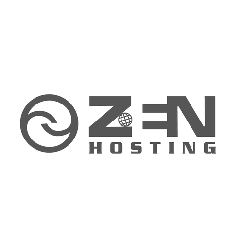 Create the next logo for Zen Hosting