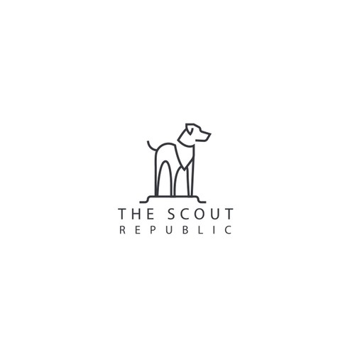 The Scout Dog