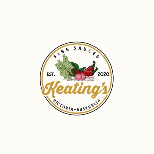 Keating's fine sauces