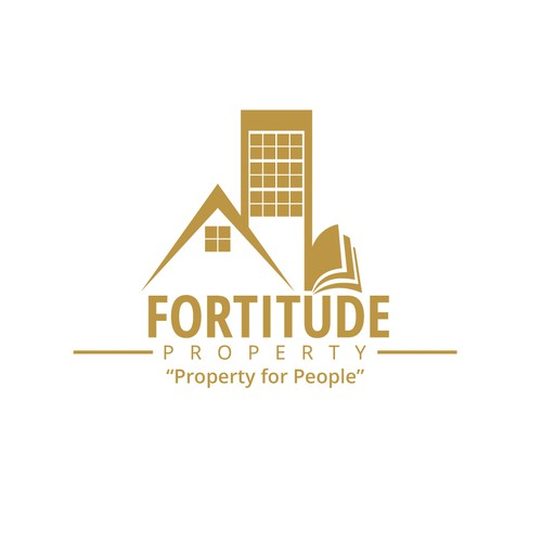 Logo Design for Real Estate Leasing Company