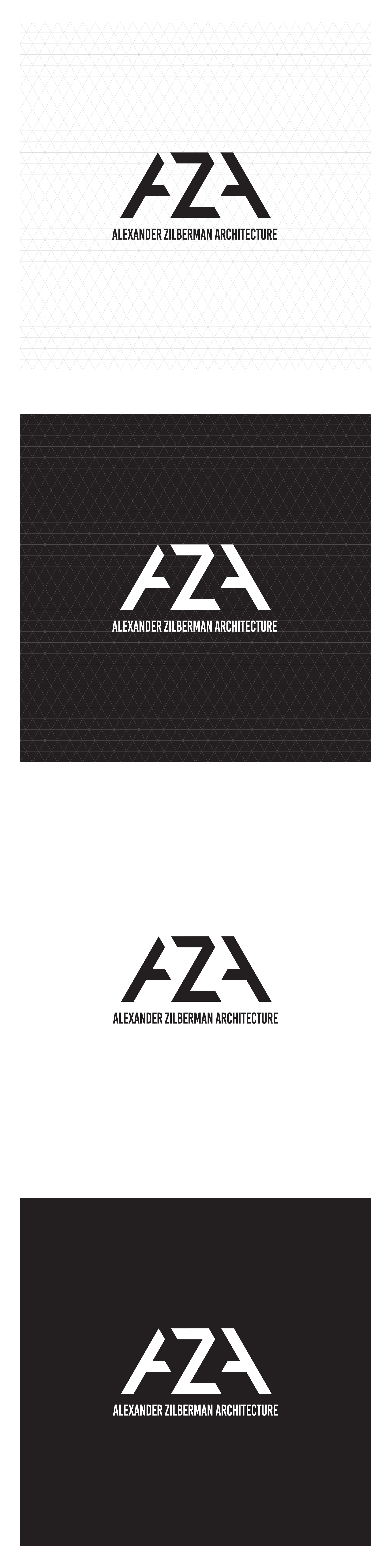 Architecture Firm Branding. Strong, Attention to detail;  Lines that build