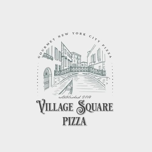 Village square pizza