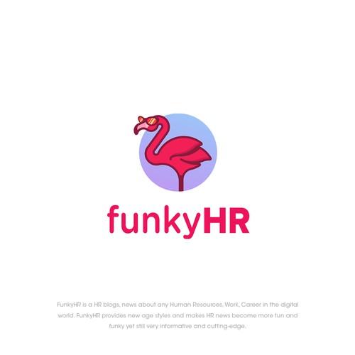 funkyHR Logo
