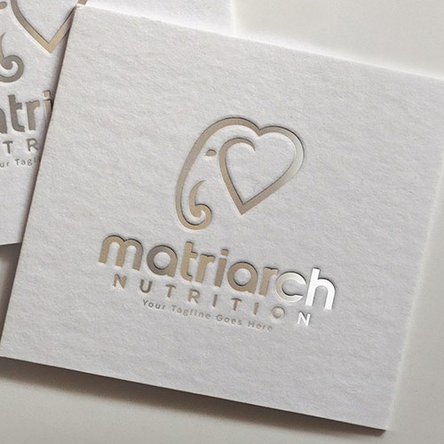 Logo for female health products