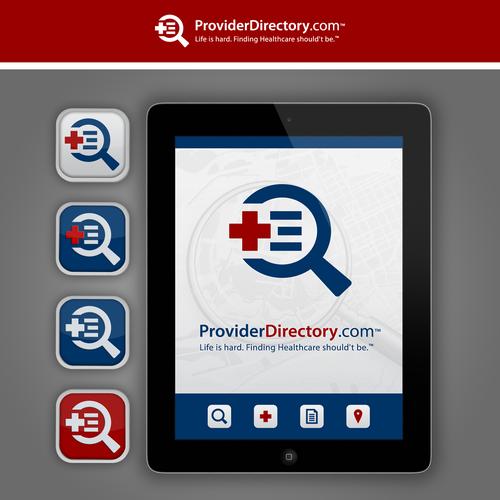 ProviderDirectory.com™ Logo Design