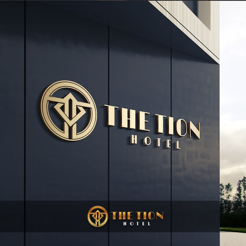 Logo for THE TION HOTEL