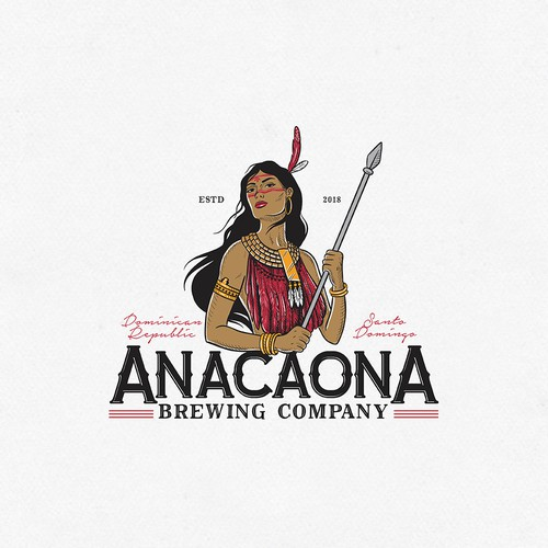 Craft beer company logo