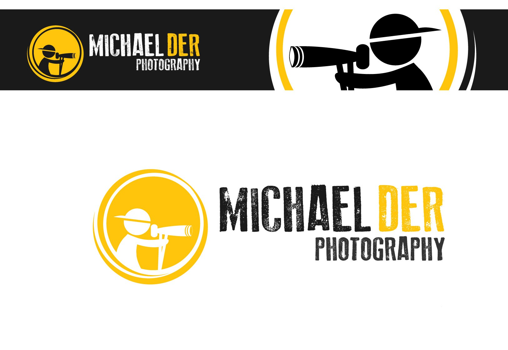 Create an original logo for an LA based Sports Photographer!