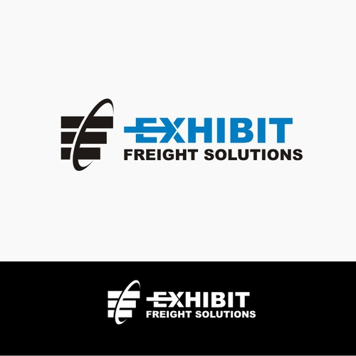 Help EXHIBIT FREIGHT SOLUTIONS with a new logo