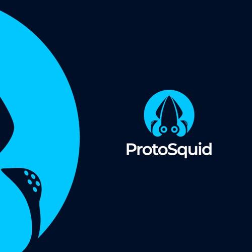 logo concept ProtoSquid