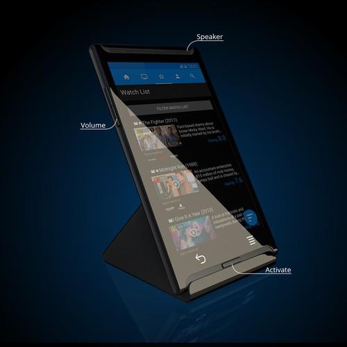 Design tablet