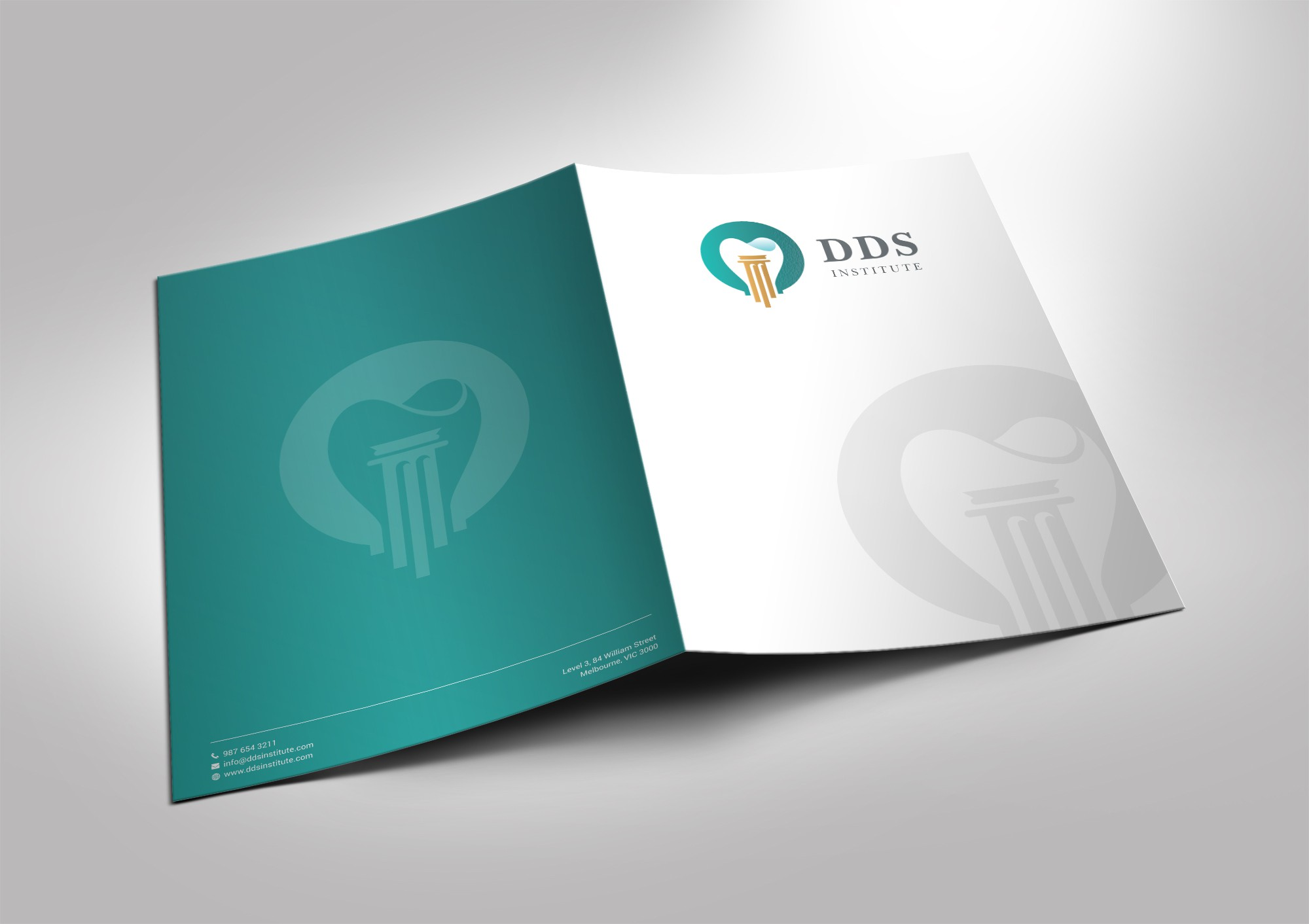 Letterhead, Envelope, Business Card