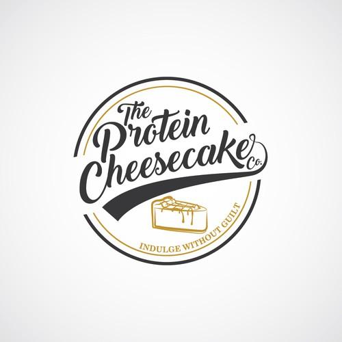 The Protein Cheesecake Logo