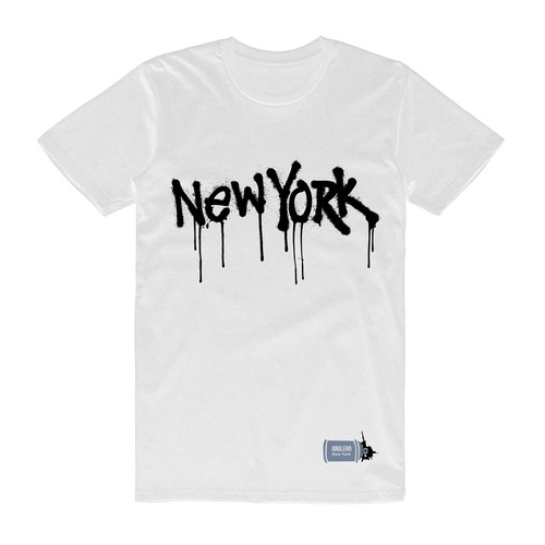 Tshirt design NY