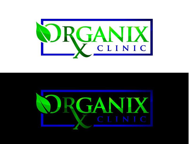 Create the next logo for Organix Clinix