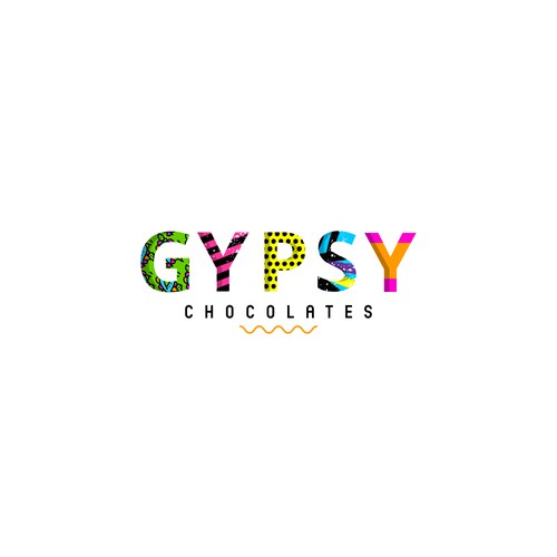 Logo idea for Gypsy Chocolates