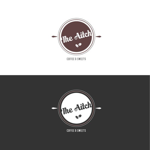 Vintage Logo Concept For The Aitch
