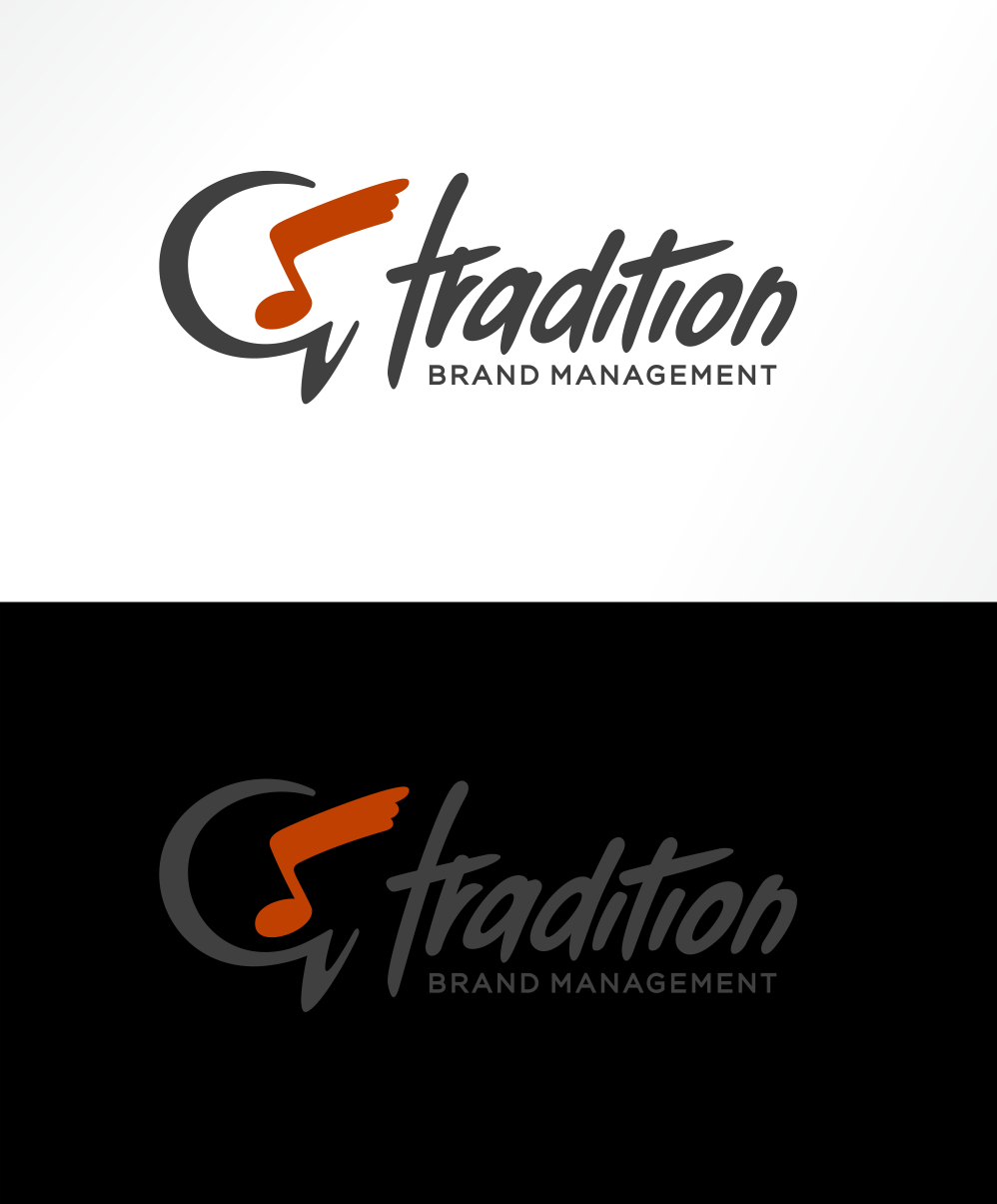 Fun Social Logo for Tradition Brand Management
