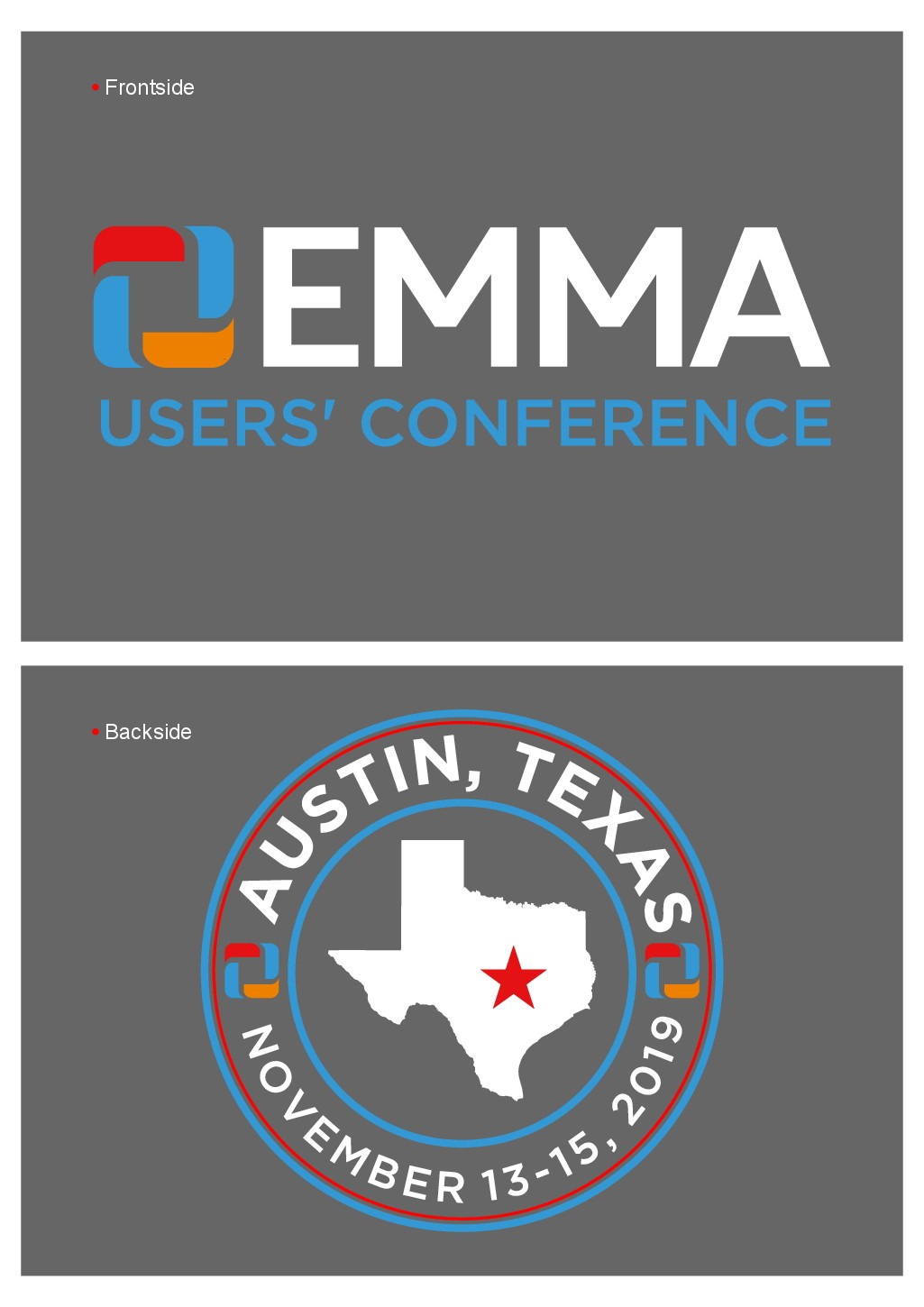 Design an Iconic Tee for our 2019 Software Users' Conference