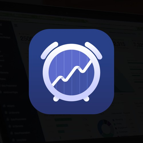 Stock Alert iOS app icon